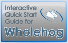 Console Trainer Interactive Quick Start Guide for WholeHog