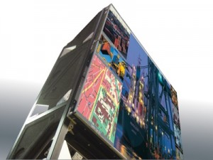 Barco OL Video Wall