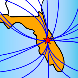 Florida Flyin Map