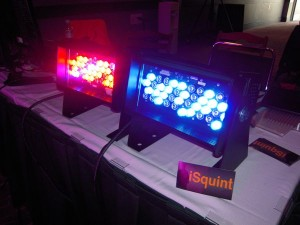ETC Selador Fire and Ice LEDs