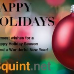 Happy Holidays From iSquint