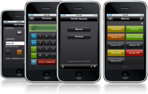 Zinman Software TCP/IP Remote App