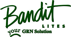 Bandit Lights Green Logo