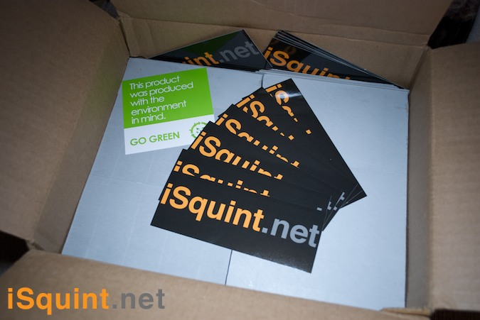 New iSquint Stickers