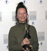 Paule Constable Wining 2009 Laurence Olivier Award for Best Lighting Design