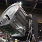 LitePanels Sola Series LED Fresnel Video at NAB 2010