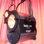 Kezia LED Fixture – NAB 2010