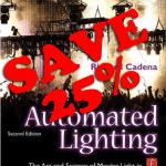 HUGE Savings on Automated Lighting, 2nd Edition Book!!!