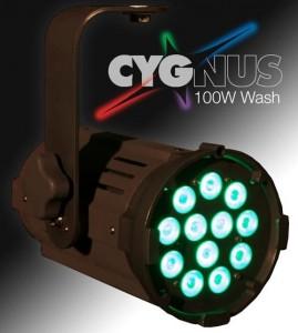 Cygnus 100W Wash