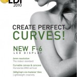 #LDI2010 Preview: PIXLED Perfect Curves with F-6 LED Display