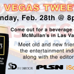TweetUp in Vegas on Monday – BE THERE