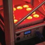 Scenex Lighting Announces LED Base4 Truss Toner Fixture