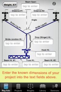 iSquint net » iOS App: Event Rigging Helper