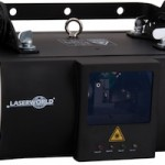 Laserworld Adds W-DMX into Their Lasers