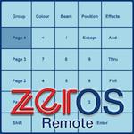 Zero88 Releases ZerOS Remote App in Android Market