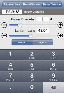 Andrew Derrington Introduces New iOS App; Lighting Calculator