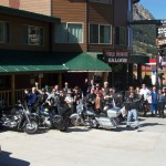 Another successful ride for the Long Reach Long Riders