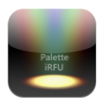 New iOS App: Palette iRFU For Strand Consoles