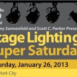 Stage Lighting Super Saturday 2013 Opens Registration