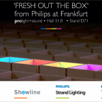 Philips Entertainment Set To Go CRAZY at ProLight + Sound 2014