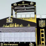 Video: ModTruss's Making a Set For Super Bowl 50